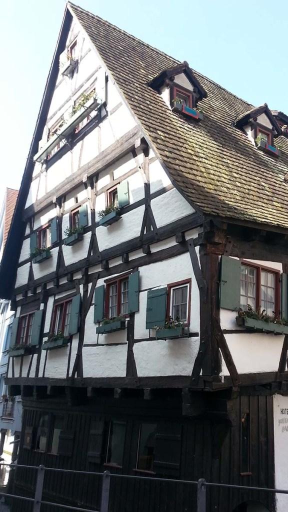 Hotel Torcido Ulm