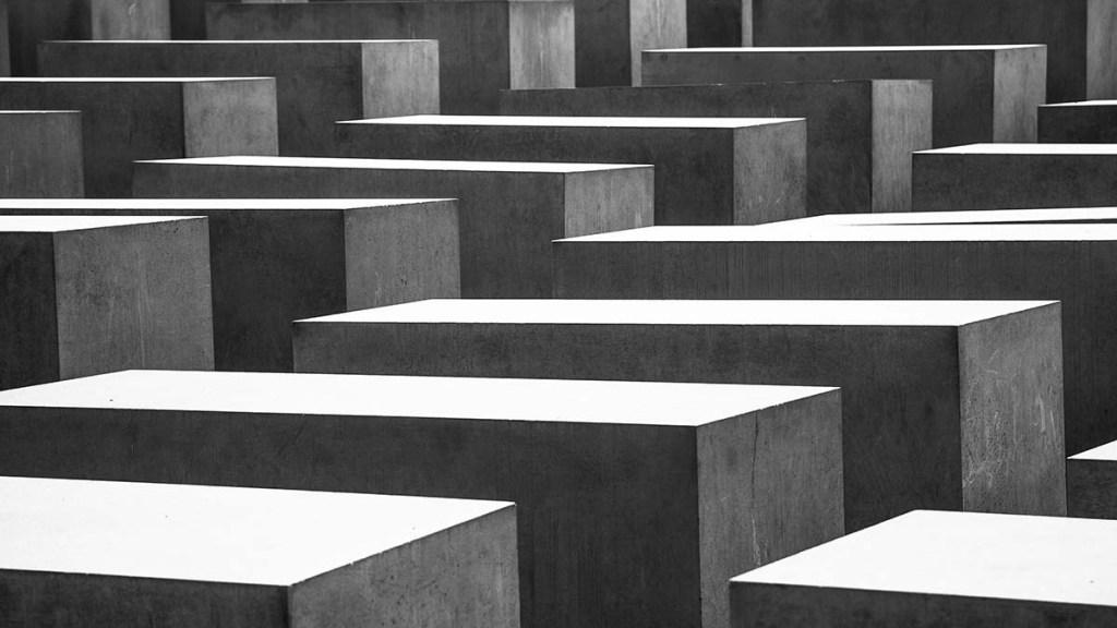 Monumento Holocausto Berlin
