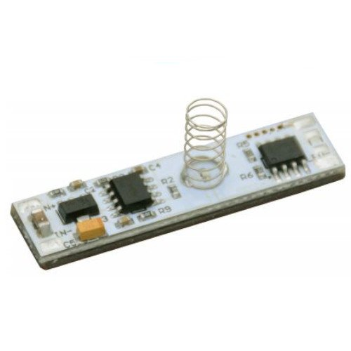Controlador sensor táctil led