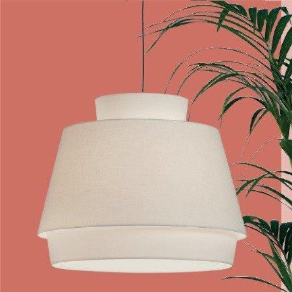 lámpara de techo aspen-m blanco