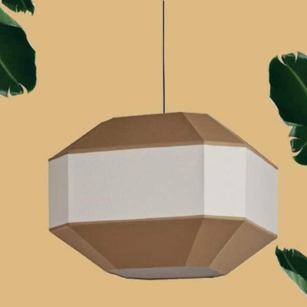 Lámpara de techo Bauhaus arena