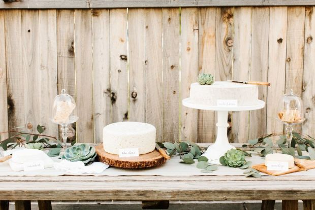 Deconstructed-Cheese-Wedding-Cake