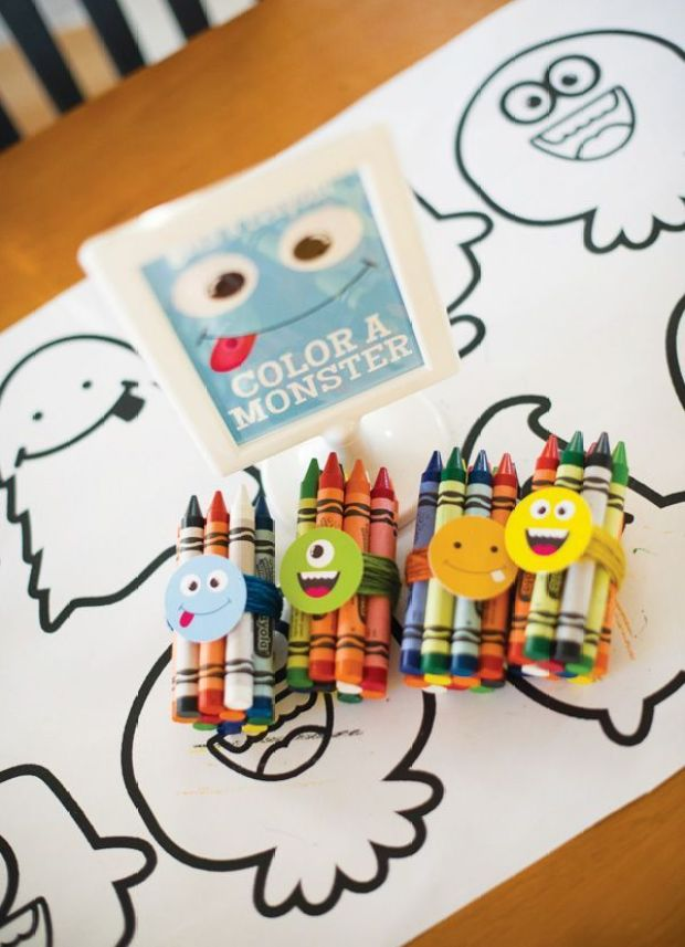 monster-party-activity