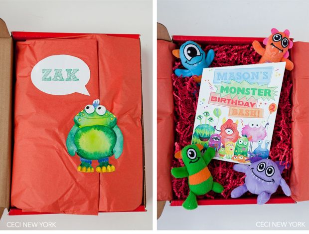 monster_themed_birthday_party_children_kids_creatures_watercolor_luxury_party_invitation_v168_om_1b