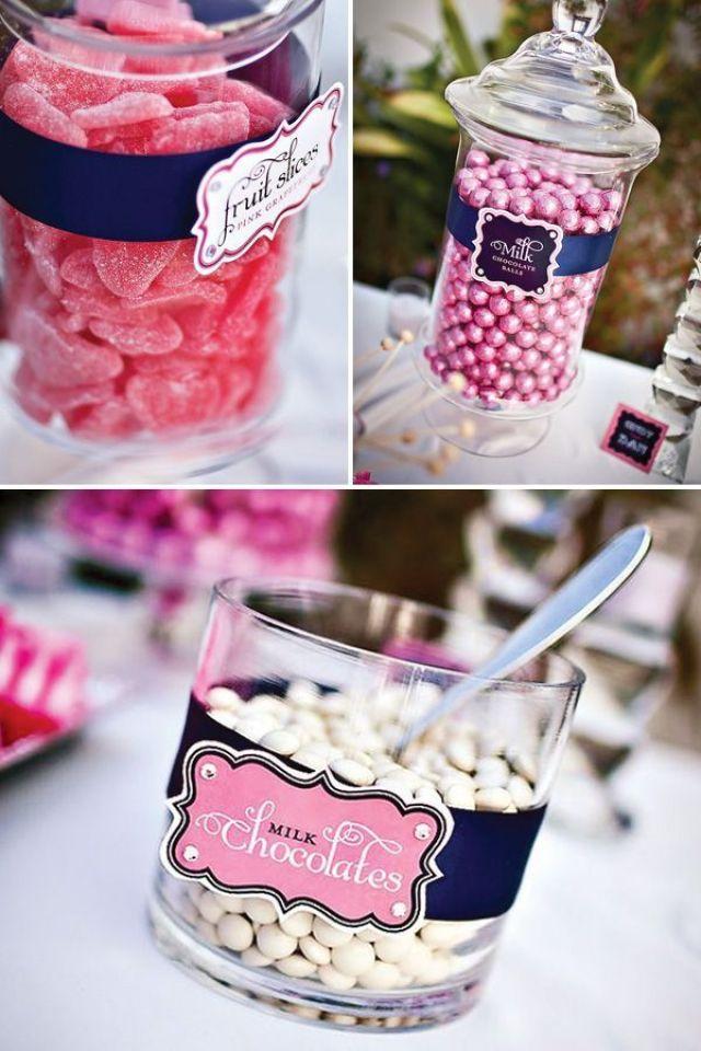 pink-navy-candy-buffet