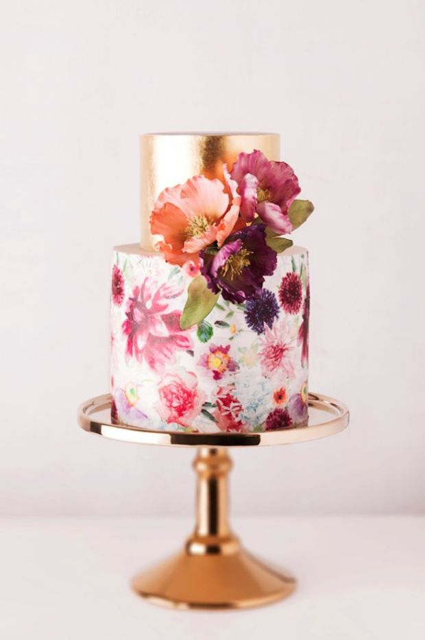 metallic-wedding-cake-10