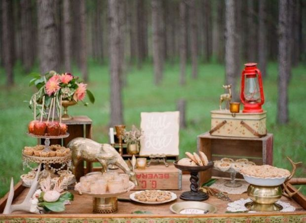 30-rustic-inspired-food-display-ideas-with-tastiest-desserts-11