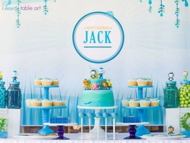 boys-octonauts-birthday-party-dessert-table-ideas-2