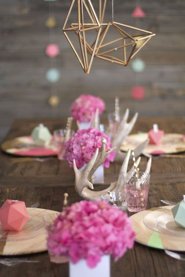 Geometric+Tablescape