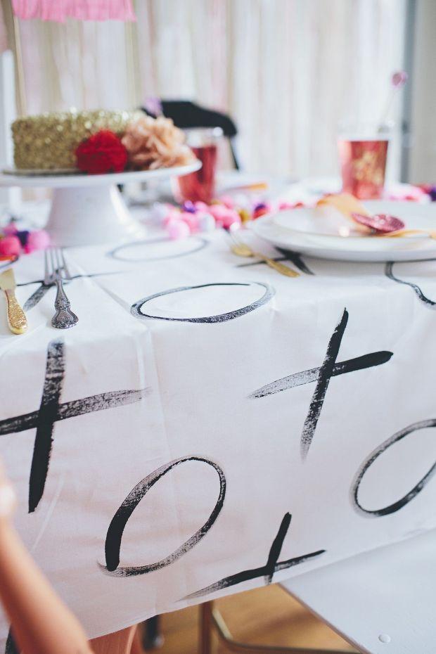 DIY-Tablecloth