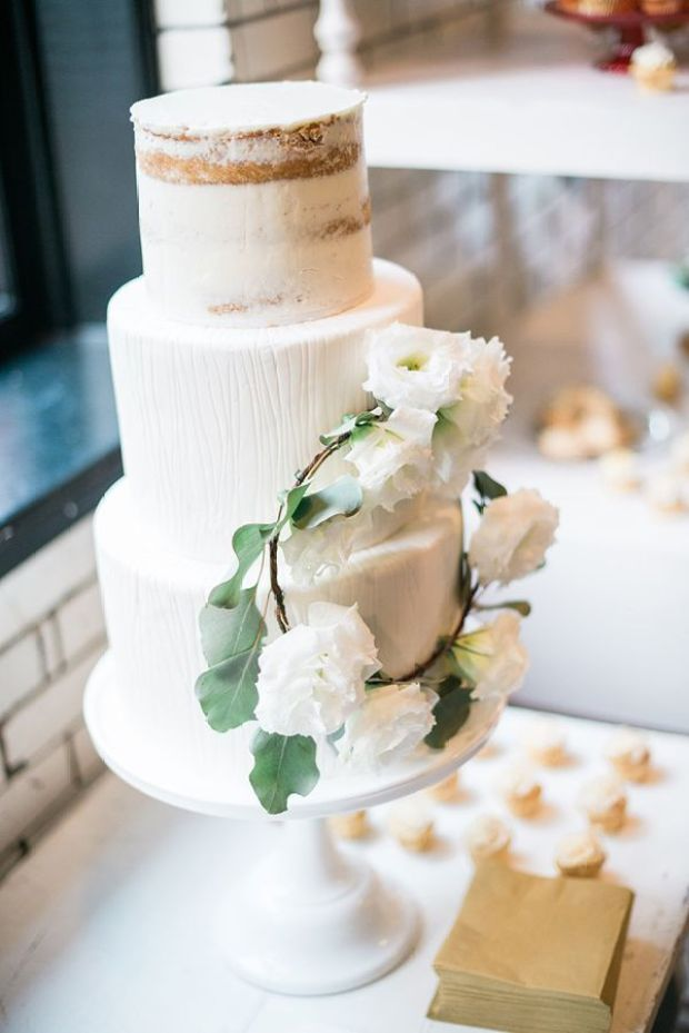 Ruffled - photo by Casey Rose Photography http://ruffledblog.com/farmhouse-inspired-wedding-ideas