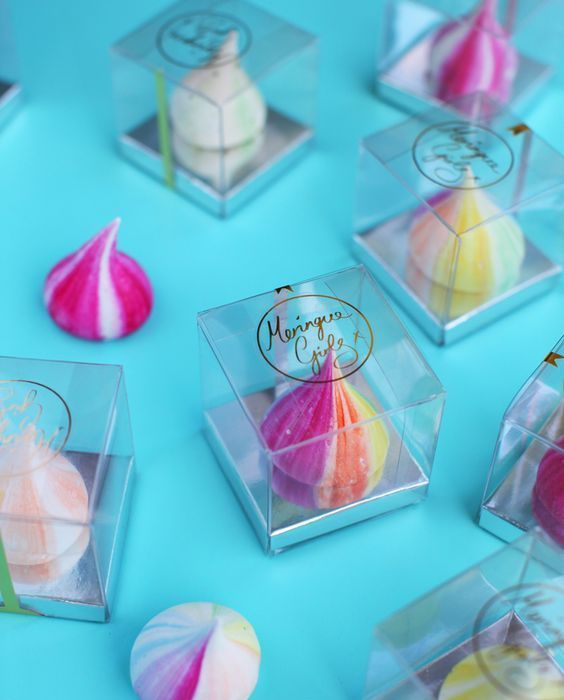 TENDENCIA: KISSES DE MERENGUE DE LAS «MERINGUE GIRLS»