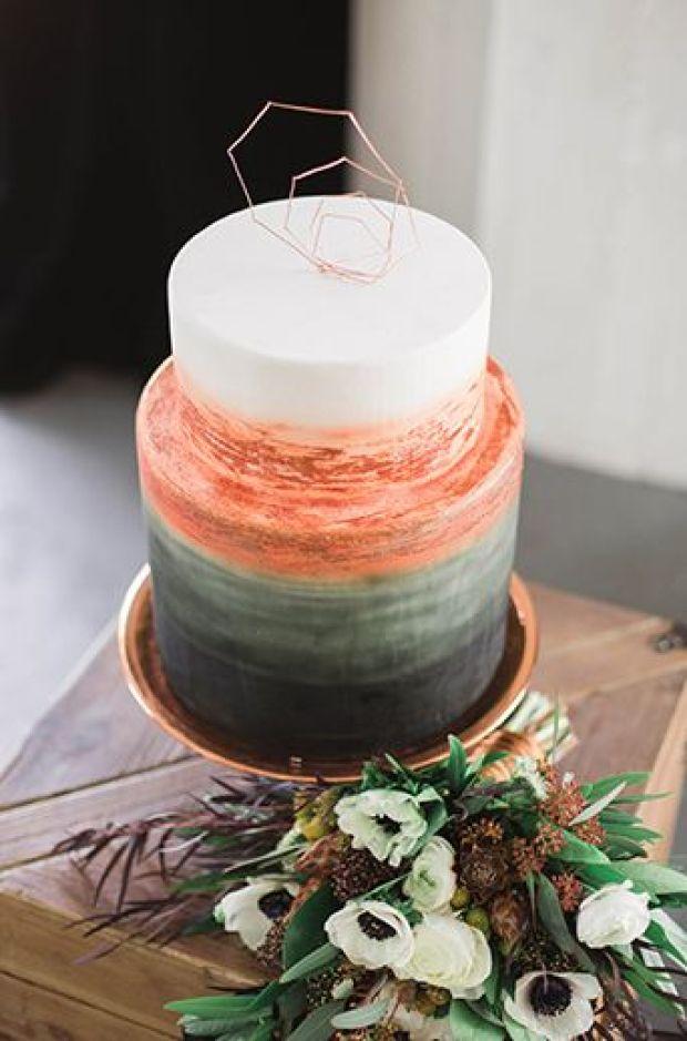 Los-Angeles-copper-and-black-wedding-shoot-cake.jpg
