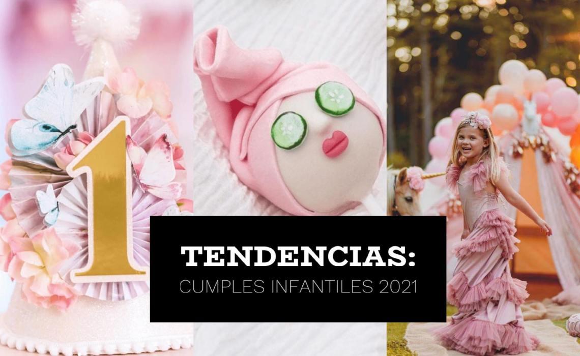 TENDENCIAS PARA FIESTAS DE NIÑOS EN 2021