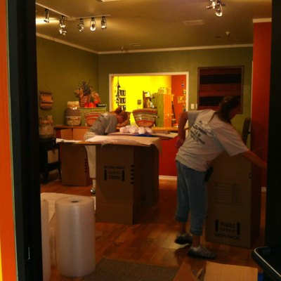 """Latino Arts, Inc. – Luz Angela Crawford's exhibition """"Contemporary Inspirations from Ancient South American Pottery."""""""