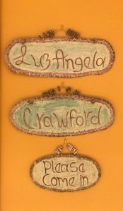 Luz Angela Crawford - Studio