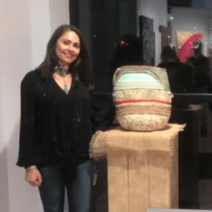 Luz Angela Crawford Greyhound Gallery - Amarillo, Texas