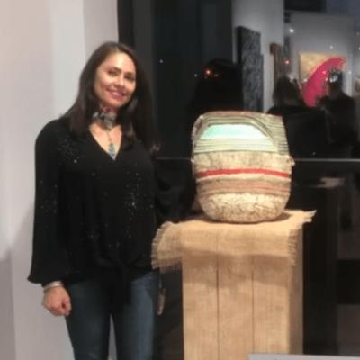 Luz Angela Crawford Is Now At Grayhound Gallery