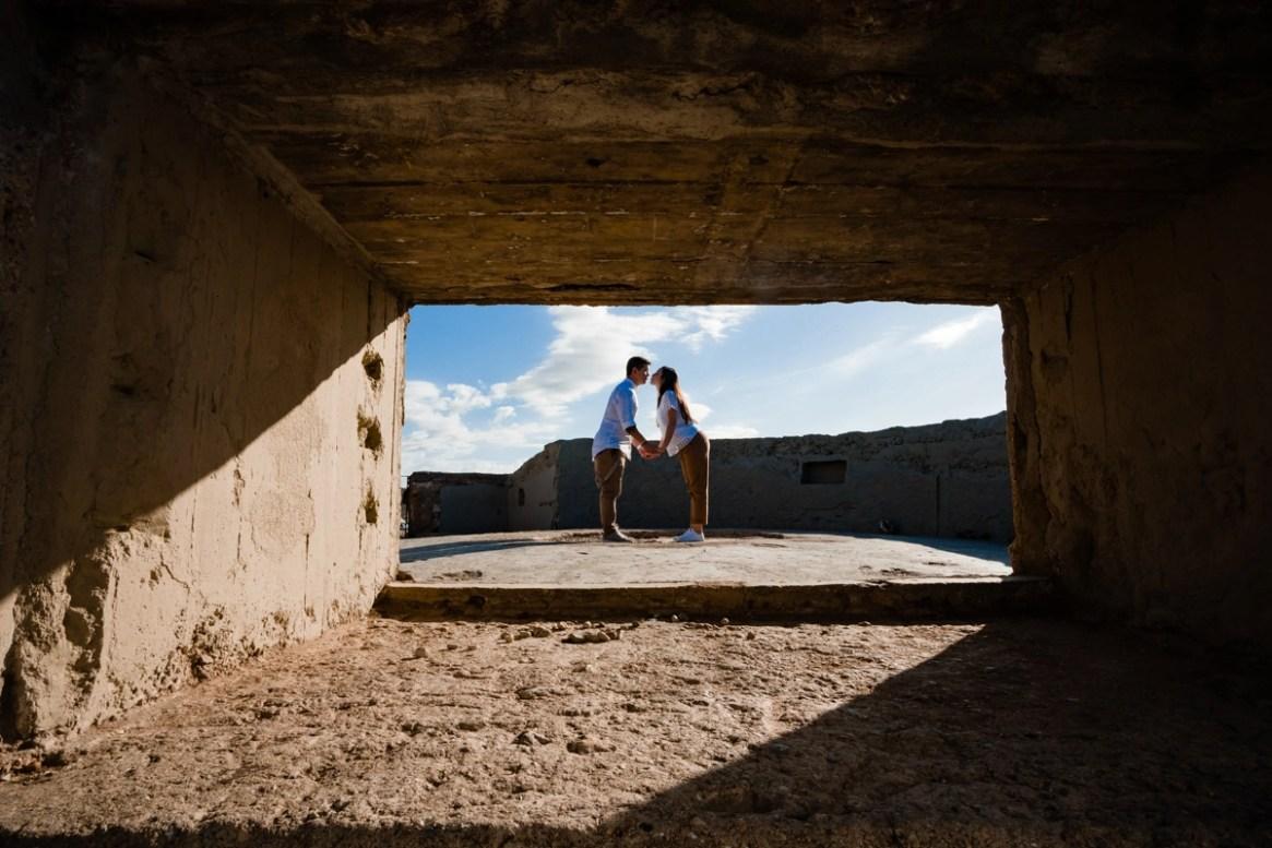 pre boda bunkers de carmelos barcelona luzdebarcelona jordi patricia 2
