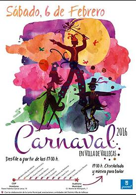 Carnaval en Villa de Vallecas