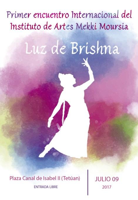 Luz de Brishna con el Instituto de Artes Mekki Moursia