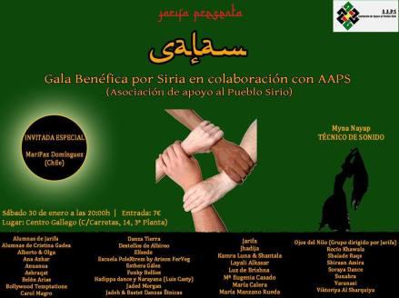 Gala Benéfica por Siria