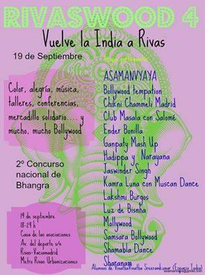 Rivaswood 4. Vuelve la India a Rivas