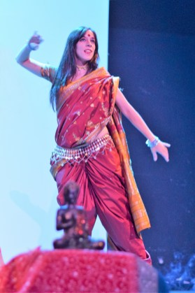 I Festival Danzas Marathi