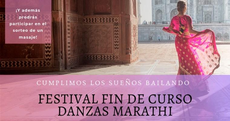 Fin de Curso Danzas Marathi 2019