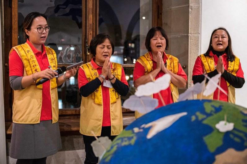 Spiriruelles Singen im Buddhismus