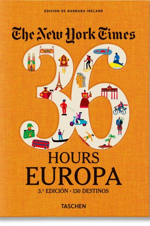 NEW YORK TIMES 36 HOUR EUROPA (ES)