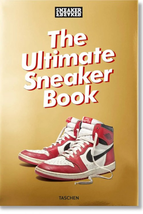 THE ULTIMATE SNEAKER BOOK (IN)