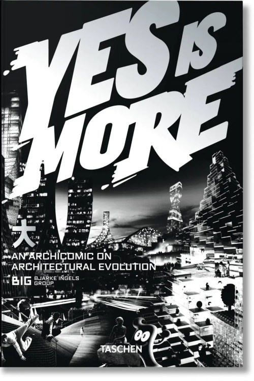 YES IS MORE AN ARCHICOMIC CON ARCHITECTURAL