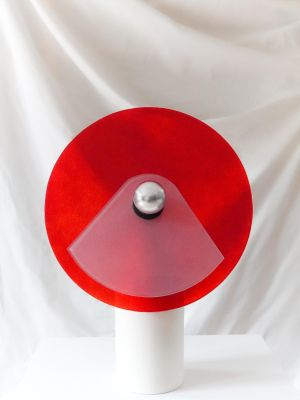 Lampara-cristalina-rojo-blanco