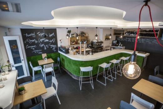 Cafeteria Centro Coruña2