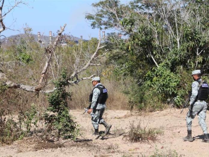 Encuentran osamenta cerca de la Isla de la Piedra en Mazatlán