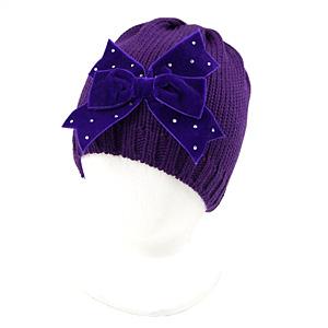 Hats Scarfs Gloves - Kids Clothing - Catya  Lora  Girls Knit Hat