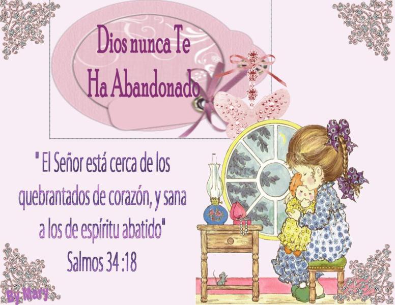 Palabritas para Tí... Promesas de Dios para Hoy (6/6)