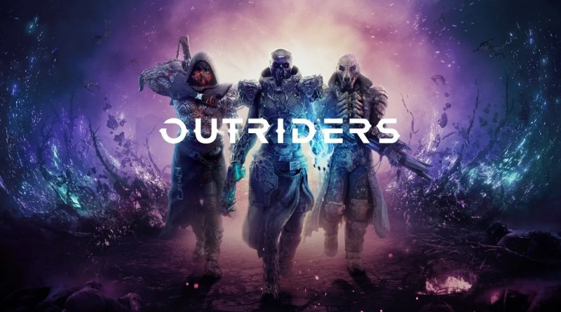 Outriders Technomancer Class