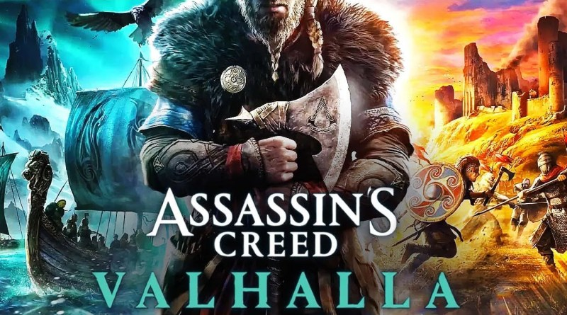 Assassin's Creed Valhalla frame rate