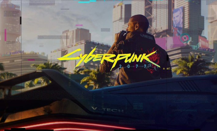 Cyberpunk 2077 Xbox Series X Gameplay