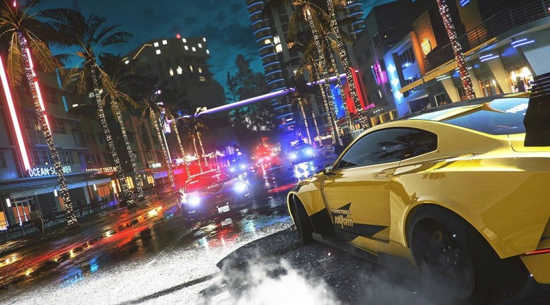 Need for Speed - Lv1 Gaming
