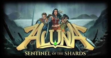 Aluna: Sentinel of the Shards'