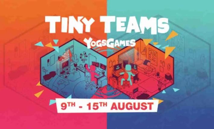 Tiny Teams Festival