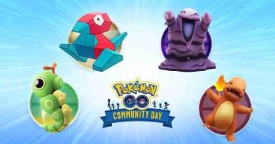 September & October Community Day