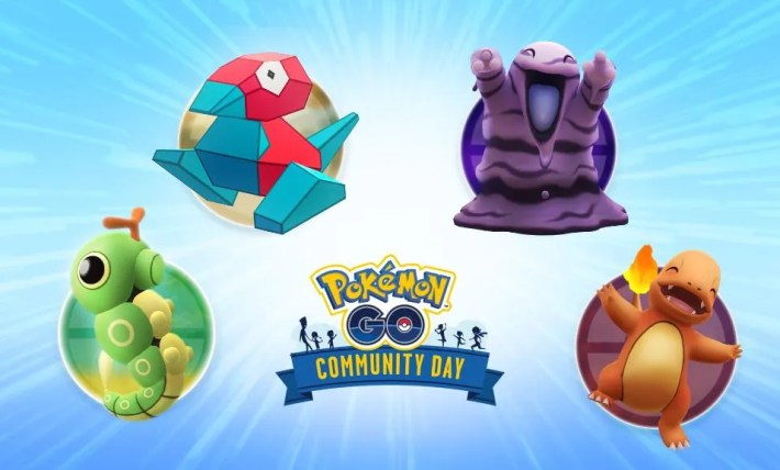 September & October Community Day