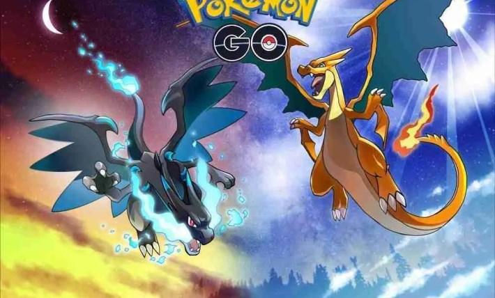 Mega Evolution Enter Pokemon Go