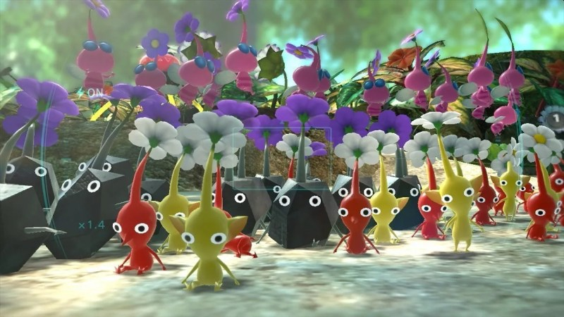 Pikmin 3 Removed From Eshop As Switch Release Announced Lv1 Gaming