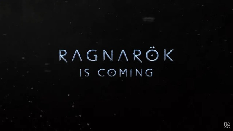 God of War Ragnarok Announced