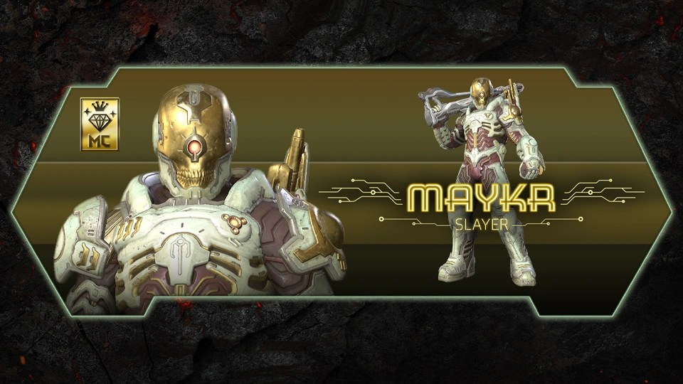Maykr Collection
